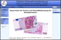 Sofonia Unternehmensberatung